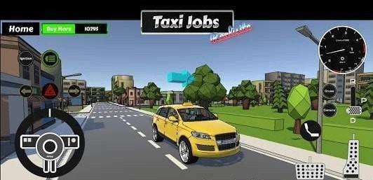 自由城驾驶模拟器安卓版 V1.0.1