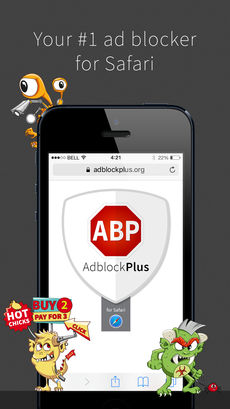 Adblock Plusios版 V1.3