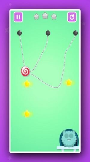糖果切绳安卓版 V1.2