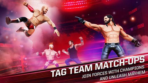 WWE混乱ios版 V1.0.18