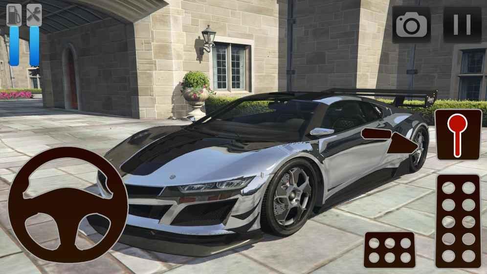 City Car Driving 2018安卓版 V1
