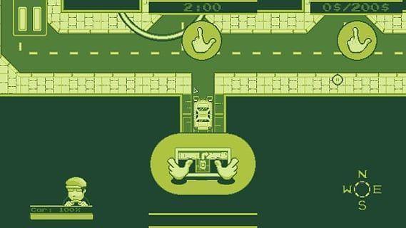 四色出租车安卓版 V1.04