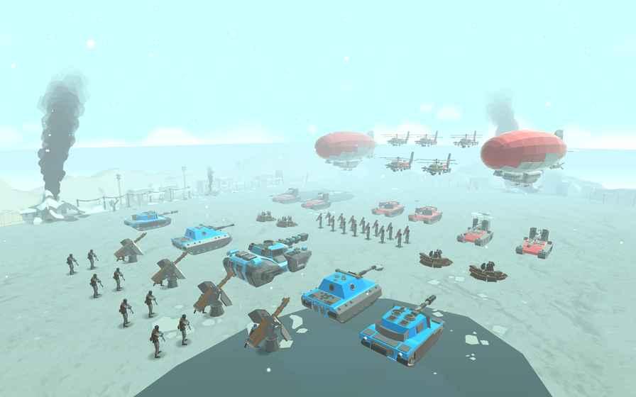 军队战争模拟器安卓版 V1.0.11