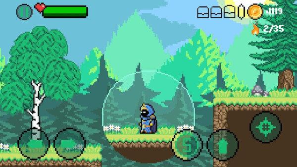 暗影魔法森林安卓版 V2.0.0