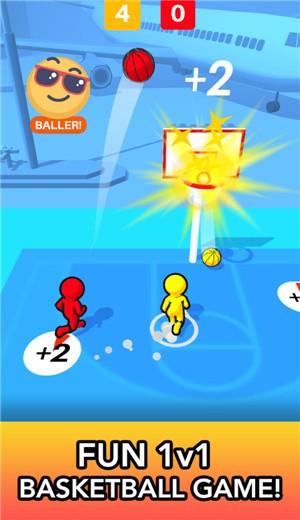 火柴人单挑篮球安卓版 V1.0.1