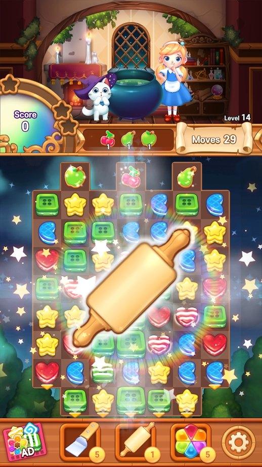 神奇饼干之地安卓版 V1.0.2