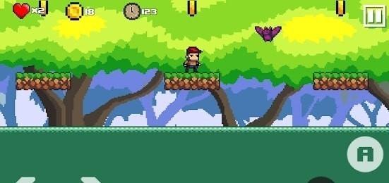 英雄跳跃世界安卓官方版 V1.0