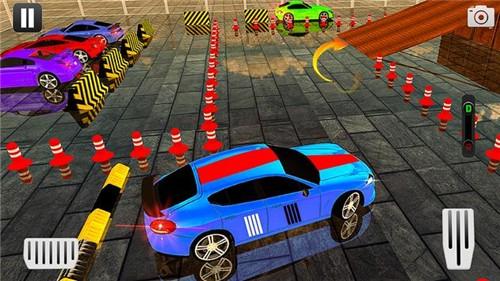 纳斯卡停车场3D安卓官方版 V3.0