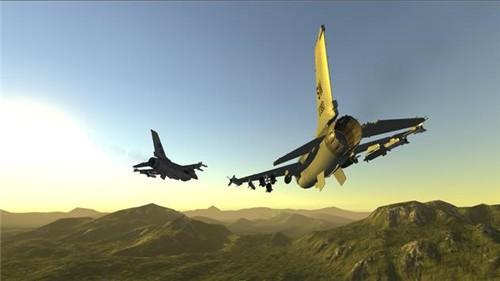 武装飞行模拟器安卓官方版 V1.054