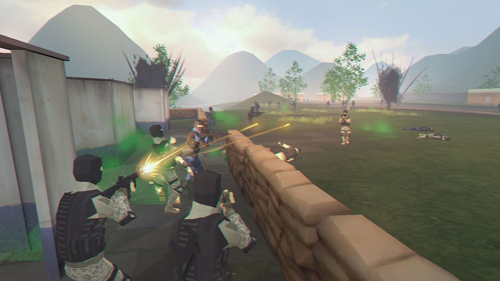 模拟枪战安卓真人版 V0.9.1