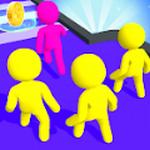 彩色跑步人群安卓版 V0.4