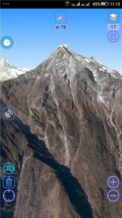 谷歌地图安卓高清晰版 V10.11.1
