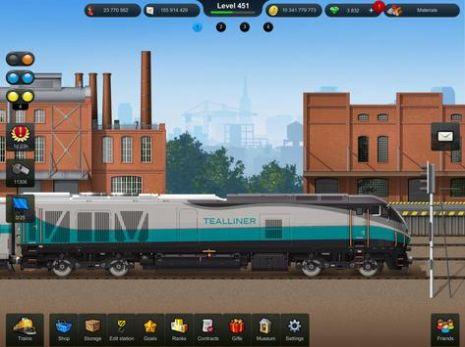 货运列车模拟安卓版 V1.0.72