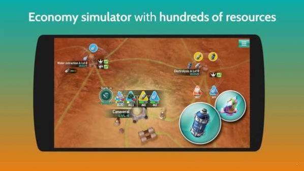 明日火星大亨安卓版 V1.31.3