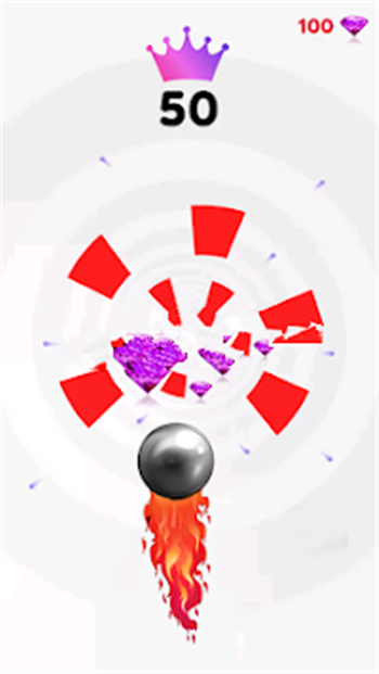 漩涡球下落安卓版 V0.2