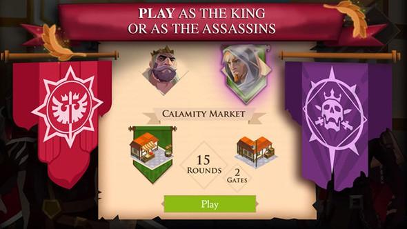 国王与刺客ios版 V1.0