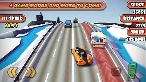 高速公路赛车之星安卓版 V1.0