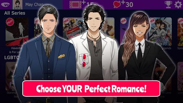 爱来袭选择你的浪漫ios版 V3.9
