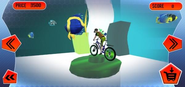 水下自行车安卓官方版 V1.0
