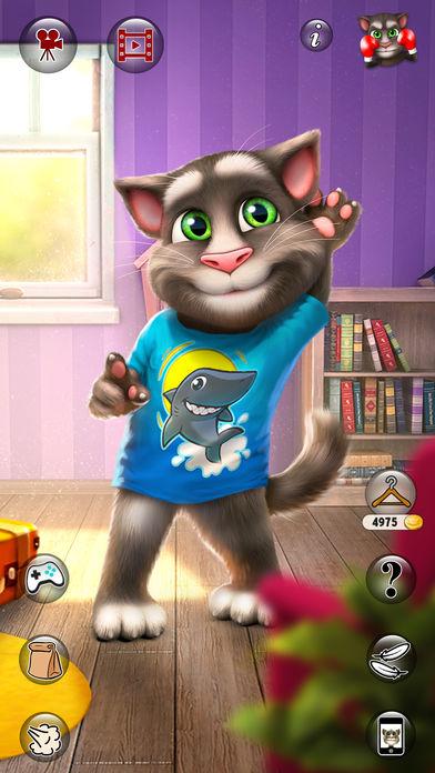 会说话的汤姆猫2安卓版 V5.2.5