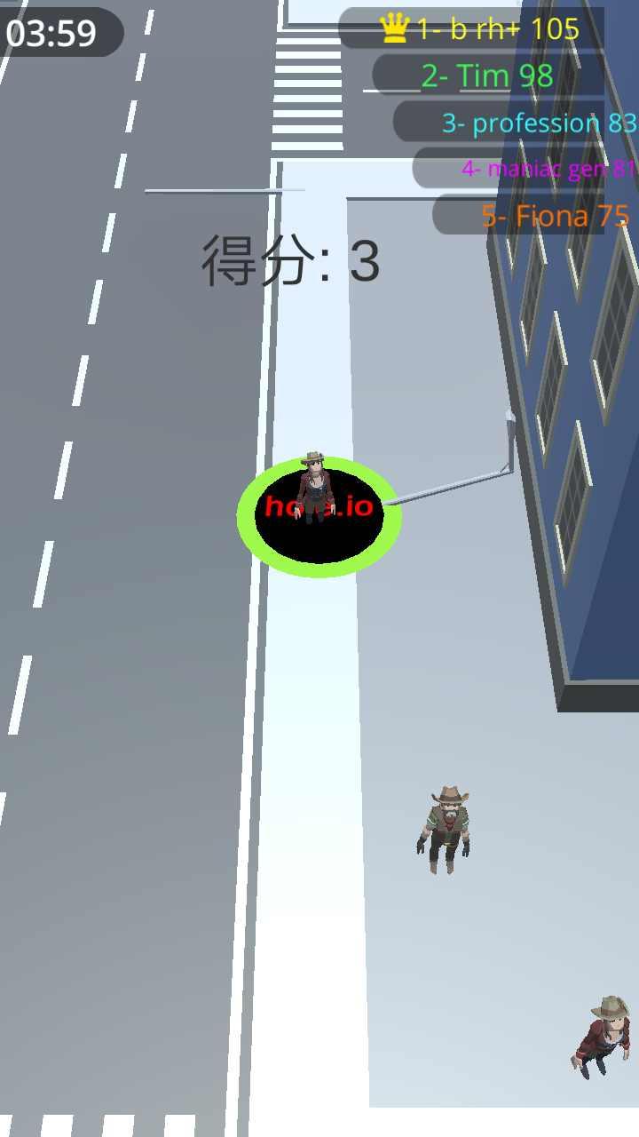 抖音黑洞大作战安卓汉化破解版 V1.15.3