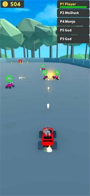 汽车竞技大乱斗安卓版 V1.0.1