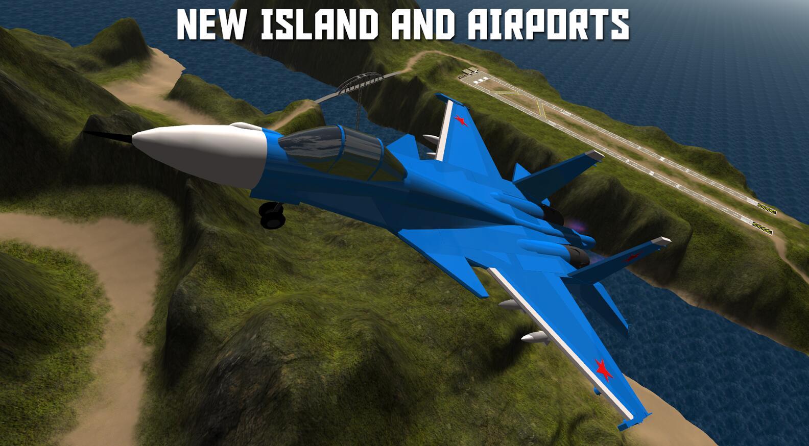 简单飞机安卓完全汉化版 V1.7.0.6