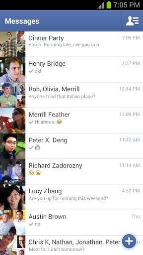 facebook安卓版 V315.0.0.47.113