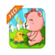 巴巴熊儿童识字识物for iPhone苹果版(文字教学)