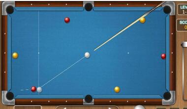 台球3D(桌球时尚)for Android安卓版 - 截图1