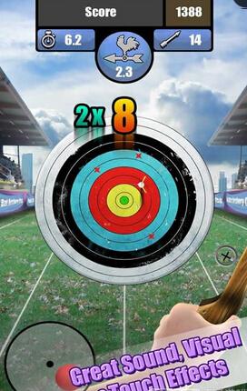 射箭巡回赛(Archery Tournament)for Android安卓版 - 截图1