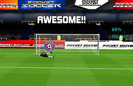 触控足球3D(足球对决)for Android安卓版 - 截图1