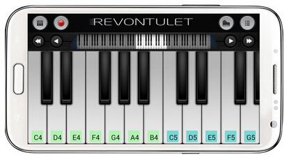 随身乐队(乐器模拟)V6.2 for android安卓版 - 截图1