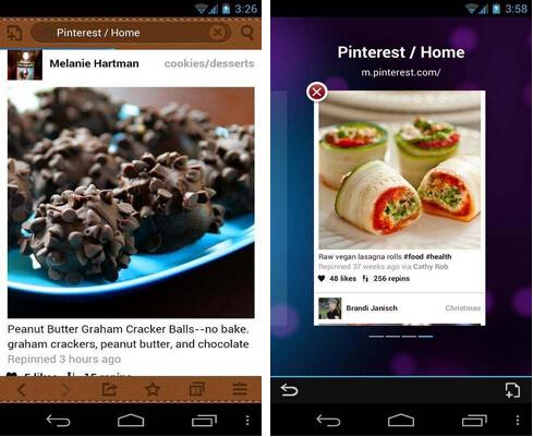 云舟迷你浏览器(手机浏览器) V6.3 for Android安卓版 - 截图1