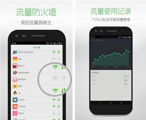 流量助手(流量管理) v6.8.8 for Android安卓版 - 截图1