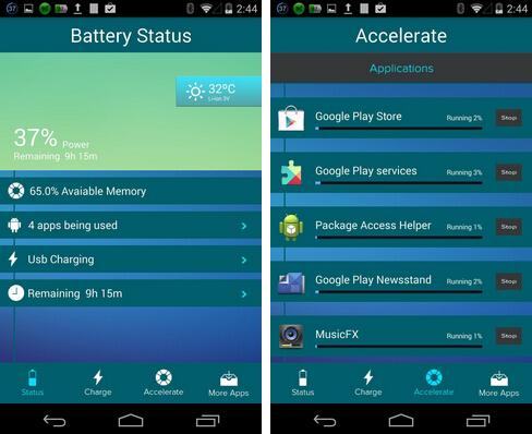 电池医生(手机省电) V3.7 for Android安卓版 - 截图1