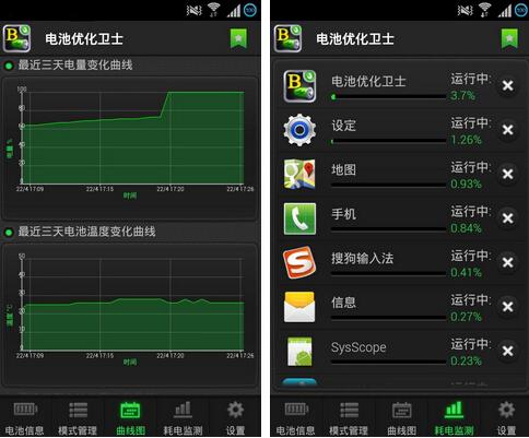 电池优化卫士(电池助手) V7.2.3 for Android安卓版 - 截图1