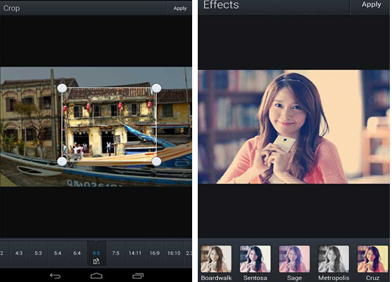 Camera720(图片处理) v2.2 for Android安卓版 - 截图1
