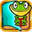 青蛙跳游戏for iPhone苹果版4.3.1(休闲益智)