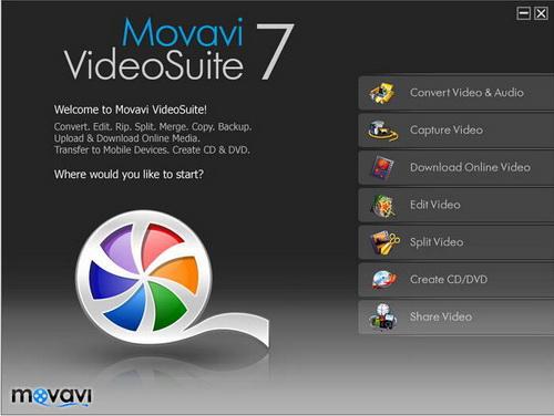 Movavi Video Suite 14.1.1(视频编辑) - 截图1