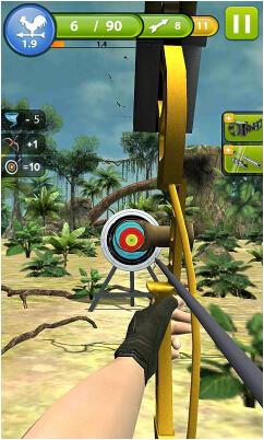 射箭大师3D(模拟射箭) v1.4 Android安卓版 - 截图1