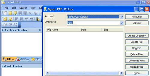 PilotEdit 8.0.0(文件编辑器) - 截图1
