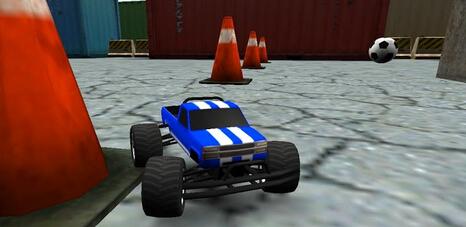 玩具卡车3D(玩具竞速) v1.2.3 for Android安卓版 - 截图1