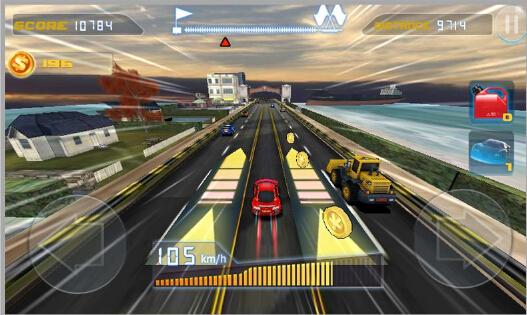城市极速赛车(城市狂飙) v1.0 for Android安卓版 - 截图1