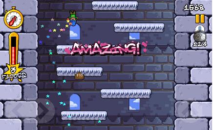 冰雪城堡(城堡跳跃) v1.3.62 for Android安卓版 - 截图1