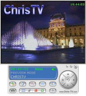 ChrisTV Standard 6.20(TV节目观看专家) - 截图1