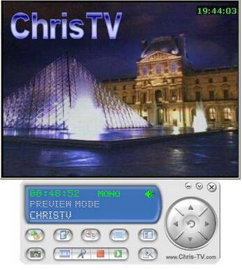 ChrisTV Lite 6.20(TV节目观看专家) - 截图1