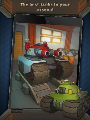 坦克之路(坦克大战) v15.5.18 for Android安卓版 - 截图1