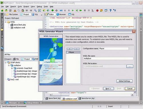 Zend Studio 12.5.1(PHP集成开发环境) - 截图1