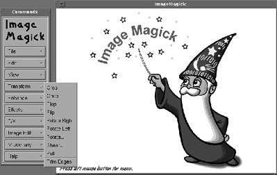ImageMagick 6.9.1-3(图片制作软件) - 截图1